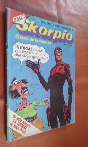 revista skorpio  - numero 9 - junio 1979