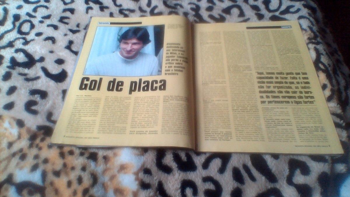 Revista São Paulo Fc N118 Oficial Com Ana Hickmann - R  15,00 em ... cf41de2aba