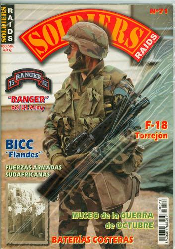 revista  soldiers raids soldados uniformes