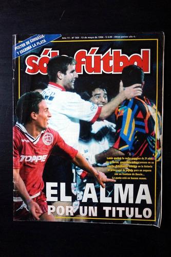 revista solo futbol