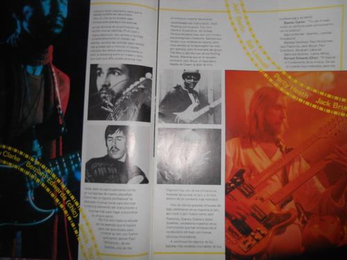 revista sonido  / los grandes bajistas del rock