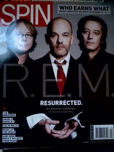 revista spin - rem