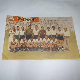 Revista Sport Año 1946 Club Centro Iqueño En Foto En Portada