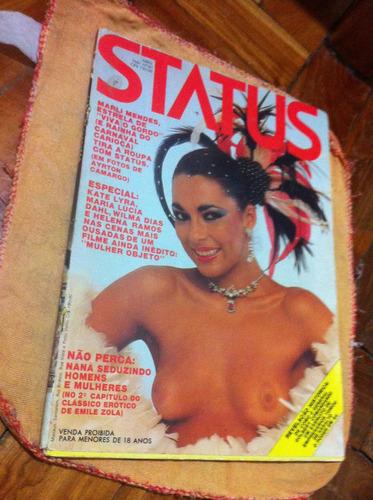 revista status - nº 81 - abril/1981
