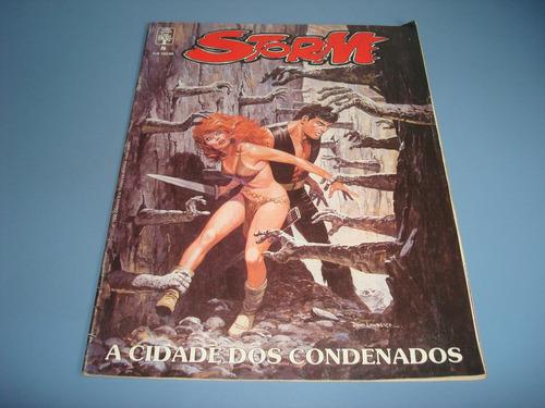 revista storm nº 8