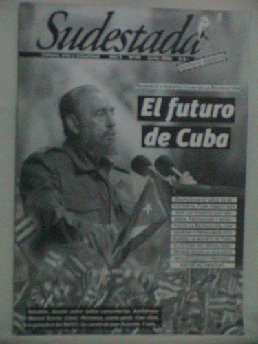 revista sudestada nº 49 jun 2006 el futuro de cuba  no envío