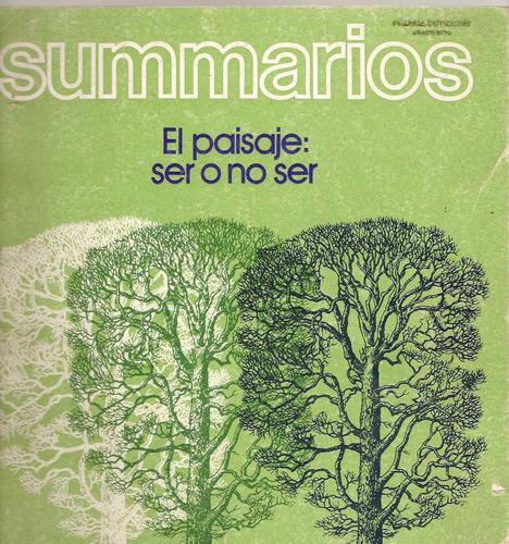 revista sumario 25/26  arquitectura paisaje