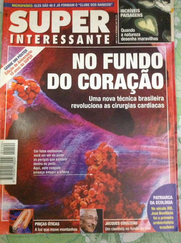 revista super-interessante de setembro de 1997 - excelente!