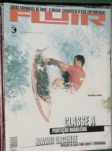 revista surf fluir 158/dez98 pliniorlbas hawai clase a mundi