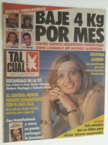 Revista Tal Cual N 213 Noemi Alan Cristina Albero 1984