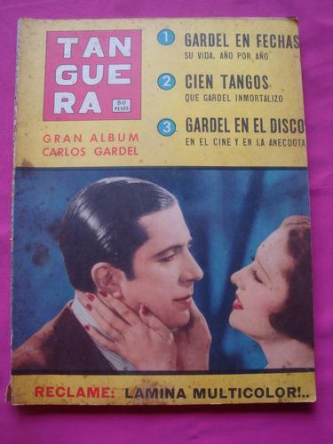 revista tanguera gram album carlos gardel, 1935 al 1963