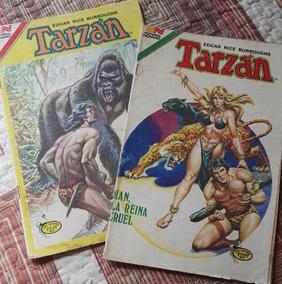 Editorial 1982 Revista De Novaro Año Coleccion Tarzan c3KFJTul1