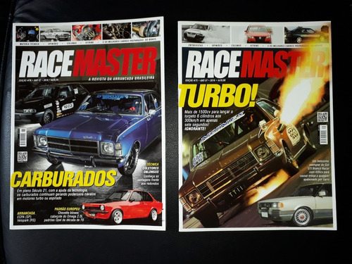revista tech speed e racemaster