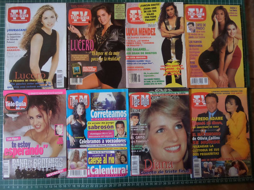 revista tele guia tv
