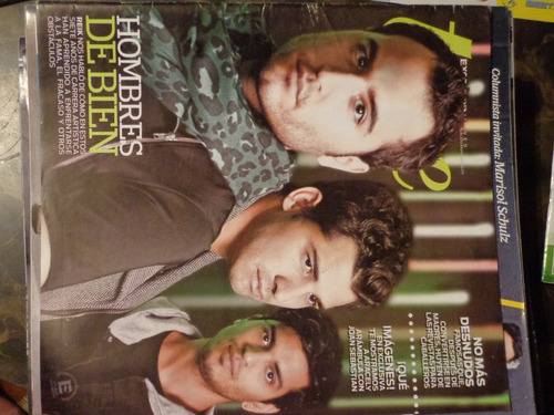 revista teve portada reik de coleccion