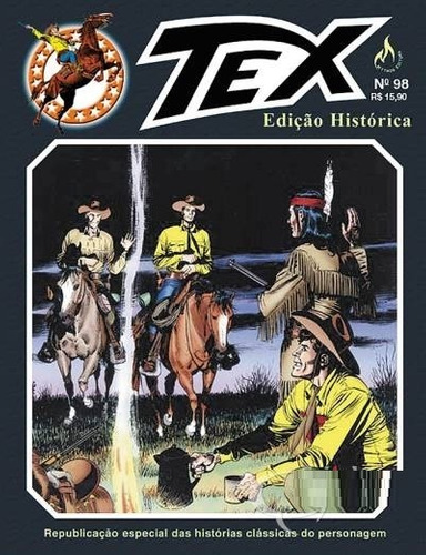 revista tex edição histórica 98