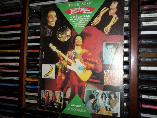 revista the best of bizz biografia volume 2 hendrix beatles