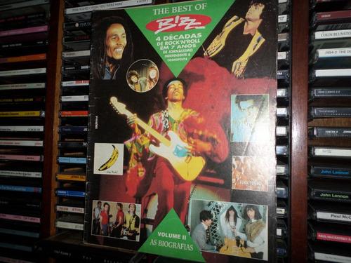 revista the best of bizz biografia volume 2 hendrix beatles