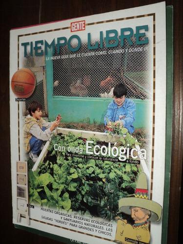 revista tiempo libre ecologia szw