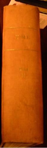 revista time. latin america edition (en inglés) 1964. tomo 2