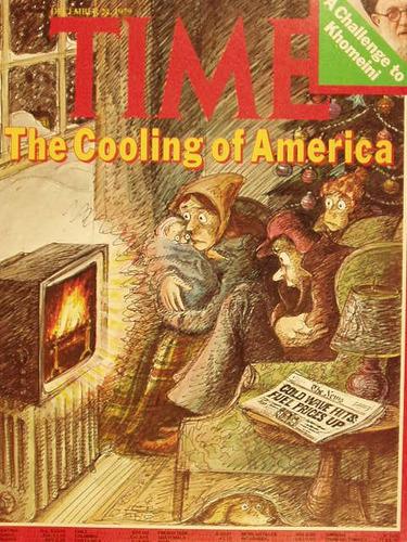 revista time magazine 1979 ayathola khomeini en la plata