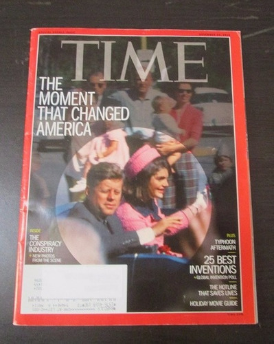revista time the moment that changed america