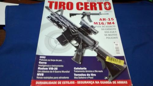 revista tiro certo ano iv nº 18