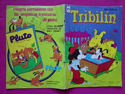 revista tribilin n° 1 año 1982 - editorial tucuman y pincel