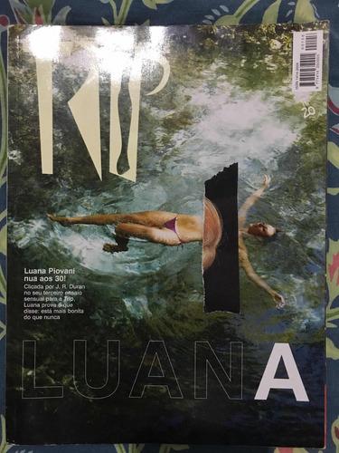 revista trip , luana piovani