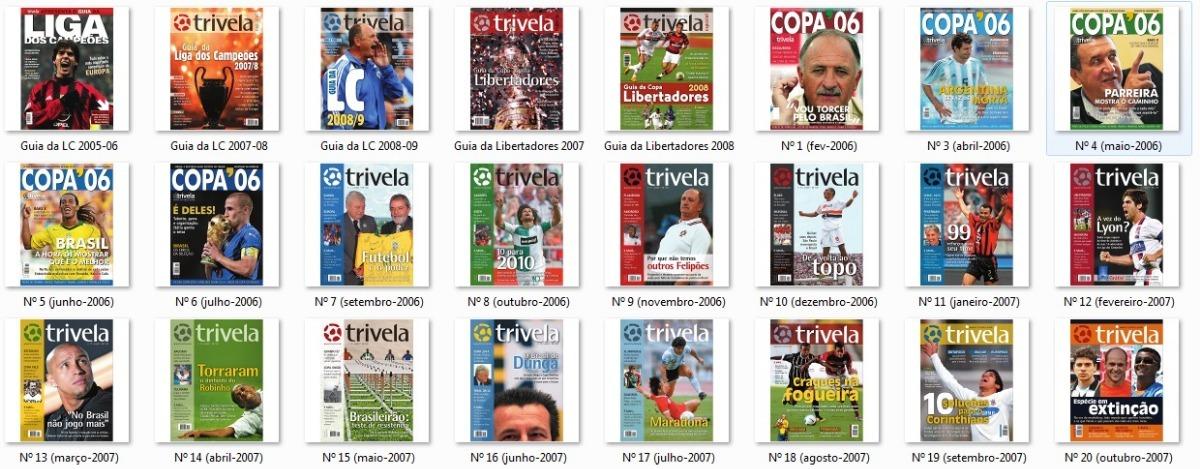 8572f463bb revista trivela 37 edições digitalizadas. Carregando zoom.