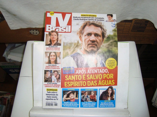 revista - tv brasil nº 853