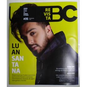 Revista Ubc Nº 35 - Fevereiro 2018 - Luan Santana