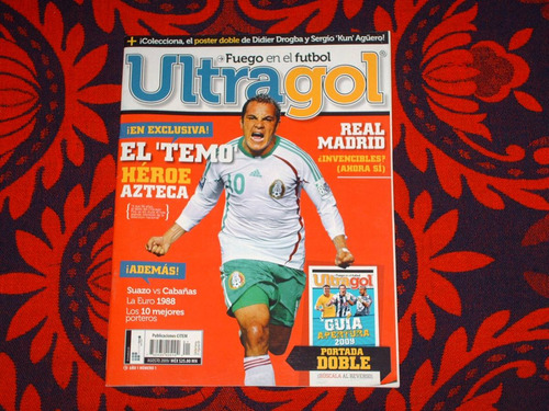 revista ultragol numero 1
