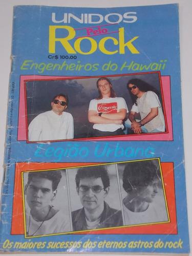 revista unidos pelo rock engenheiros do hawai legião urbana