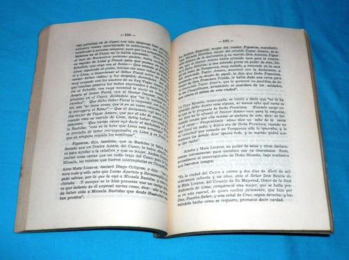 revista universitaria cusco 1948 micaela bastidas garcilaso