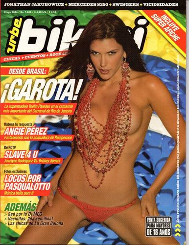 revista urbe bikini #16