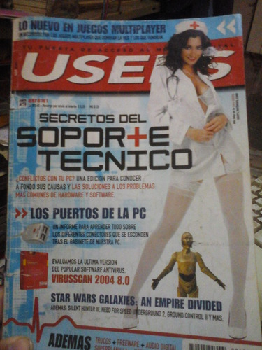 revista users #161