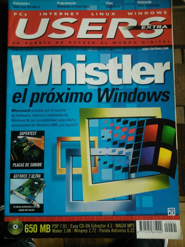 revista users. # 41 extra