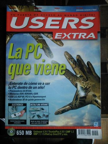 revista users. # 45 extra