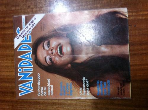 revista vanidades - año 12 nº5 - 23 marzo 1972