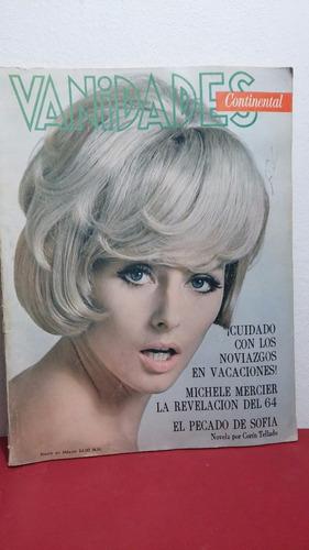 revista vanidades julio 1964