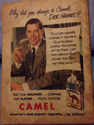 revista variedades coronet july 1952