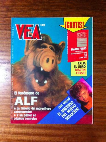 revista vea nº 2512 - sep 1987 - alf