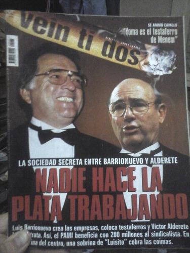 revista veintidos - año 2 - n° 65 - 07/10/1999