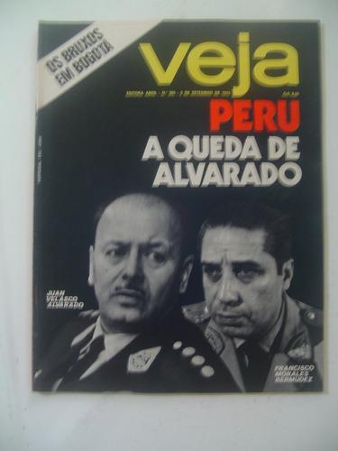 revista veja 365 bruxaria arte história alagoinhas peru 1975
