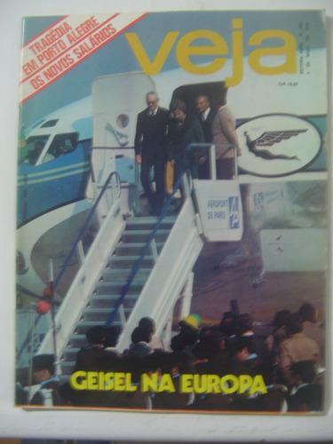 revista veja 400 incendio em porto alegre - joão câmara 1976