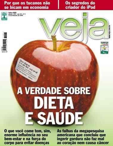revista veja edição 1943 numero 6 - 15/02/2006