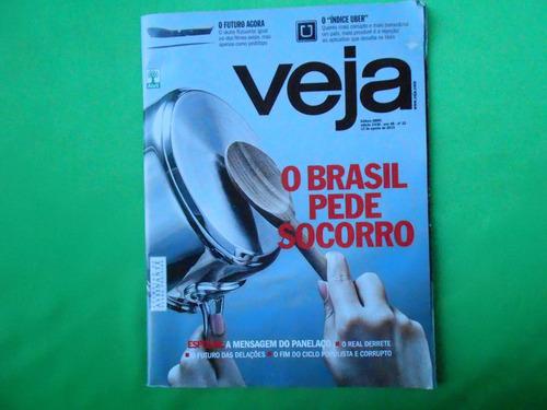 revista veja edição 2438 ano 48 nº32- 12 agosto 2015