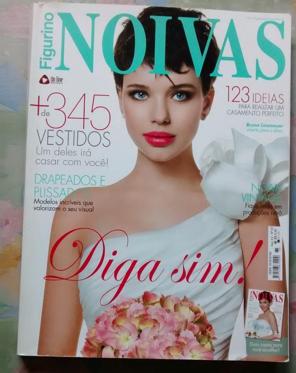 Revista Vestidos De Novia En Portugues - Bs. 750.000,00 en Mercado Libre