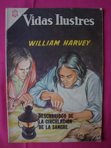 revista vidas ilustres nº 123, editorial novaro 1965